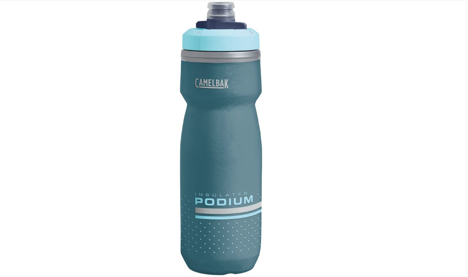 Camelbak Podium Chill Bottle 620ml Teal At Bikester Co Uk